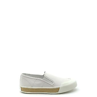 Tod's Ezbc025066 Donne's White Fabric Sneakers