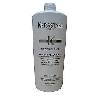 Kerastase Specifique Bain Anti Pelliculaire Dandruff Prone Oily Dry Hair 33.8 OZ