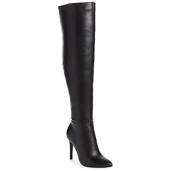 Charles by Charles David Womens DAYA Leather Pointed Toe Knee High Fashion Bo...