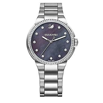 Swarovski City Grey Bracelet Ladies Watch 5205990