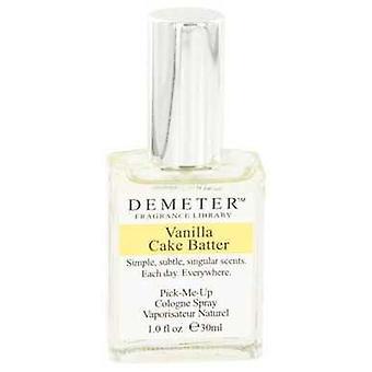 Vanilla Cake smet av Demeter Cologne spray 1 oz (kvinnor) V728-434876