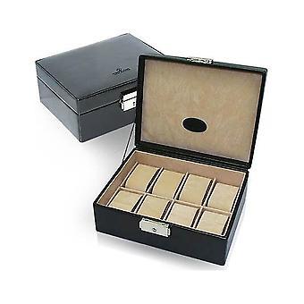 Windrose - Watch box Merino 8 - Noir - 70040/62