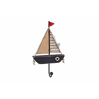 Finest Catch Sailing Boat Wall Hook