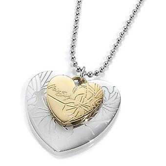 Miss Sixty Exotic Heart Necklace