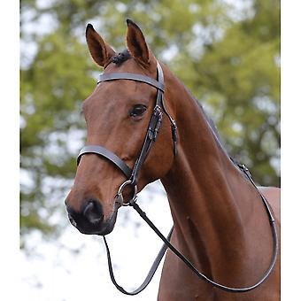 Kincade Hunt Cavesson Bridle Ii - Brown