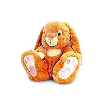 Keel Toys Patchfoot Rabbit Plush Toy