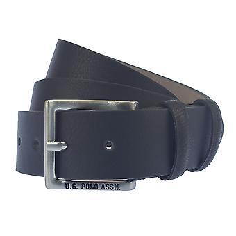 Cinturón de hombre de polo de EE. UU. en Ecopelle BEL001S701