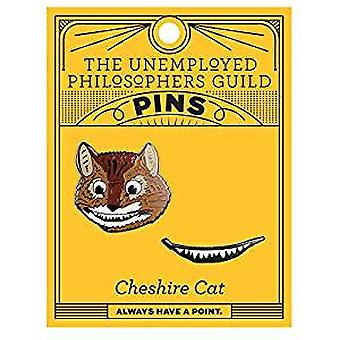 Pin Set - UPG - Cheshire Cat and Smile 5090