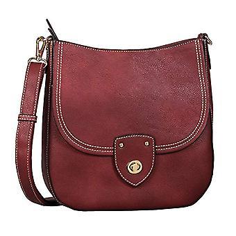 Tom Tailor Acc Jolanda - Red Woman Shoulder Bags (Rot) 29x28.5x8 cm (W x H L)