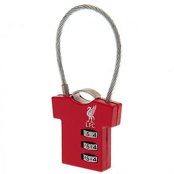 Liverpool Combination Padlock