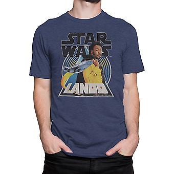 Star Wars Solo Lando Liscio Criminale Uomini's T-Shirt