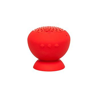Simple Living Technology Stick-Up Altavoz Bluetooth - Rojo