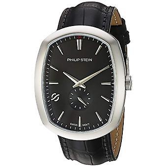 Philip Stein Clock Man Ref. 72-CBK-CSTAB