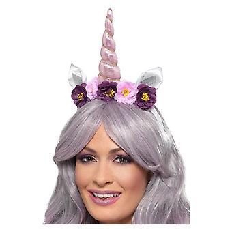 Női Unicorn fejpánt Fancy ruha tartozék