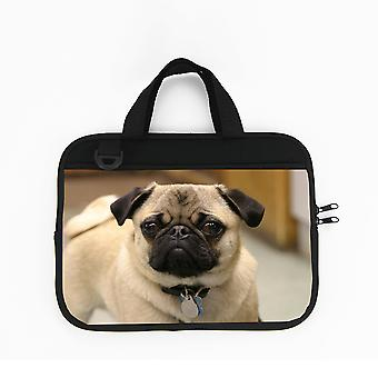 Pug laptop sleeve-Pug Dog tas laptop tas 13 ' '