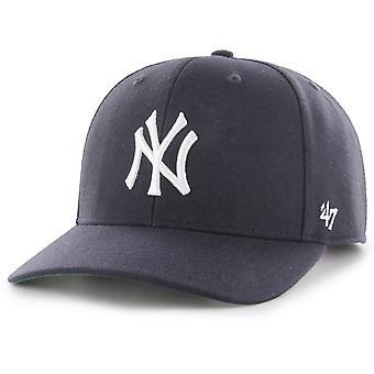 47 il fuoco basso profilo Cap - Marina zona New York Yankees