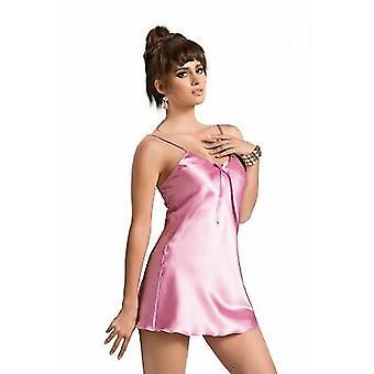 IRALL lingerie ' Aria ' glanzende satijnen slip met verstelbare bandjes & Bow