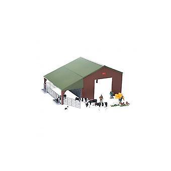 Britains Farm Building Set 1:32