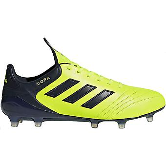 adidas Performance Mens Copa 17.1 Firm Ground Football Soccer Boots - Yellow