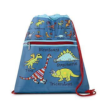 Tyrrell Katz dinosaurussen ontwerp kinderen ' s Kitbag