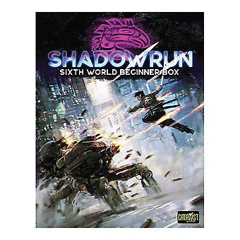 Shadowrun Sixth Edition Beginner Box