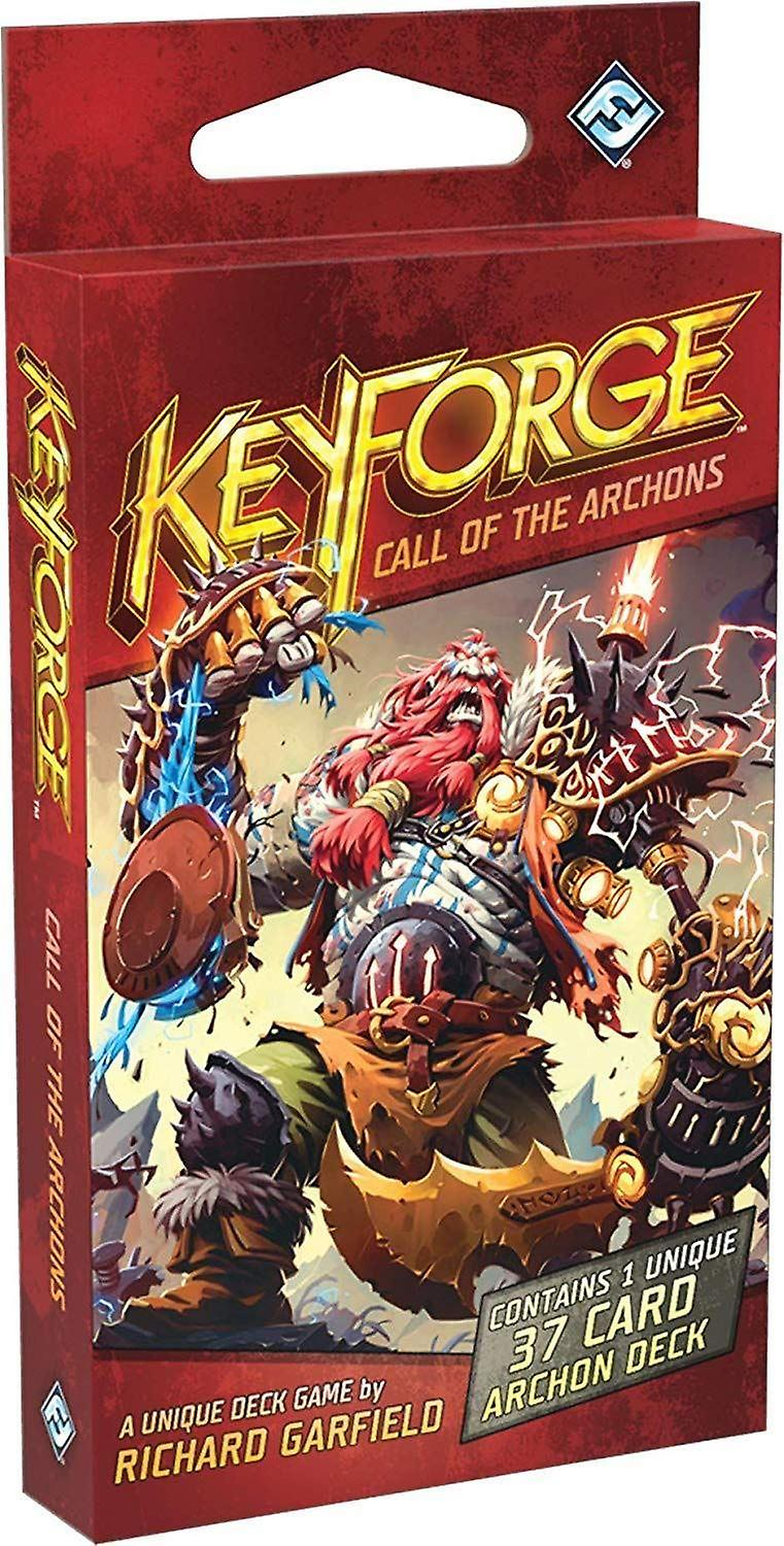 KeyForge Call of the Archons Deck (Pack of 12)