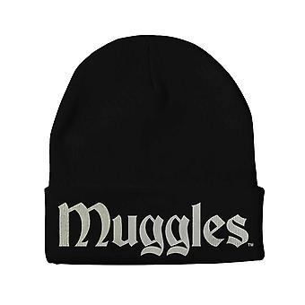 Harry Potter gorro sombrero Muggles nuevo negro oficial