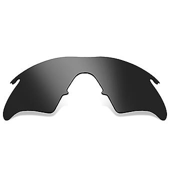 SEEK Replacement Lenses Compatible for Oakley M Frame Heater Polarized Iridium
