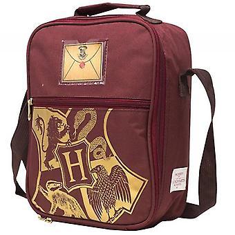 Harry Potter 2 Pocket Lunch Bag Hogwarts RD