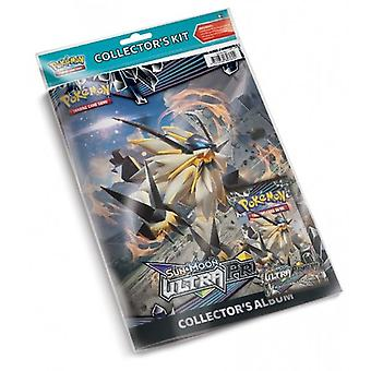 Pokemon-zon en maan Ultra Prism-Collector's Kit