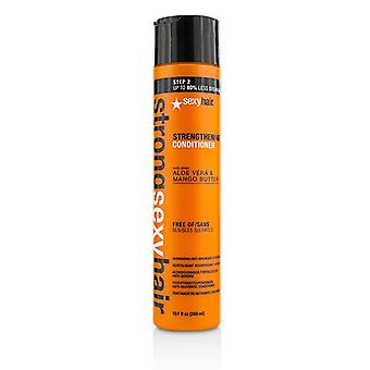 Sexy Hair Concepts Strong Sexy Hair Strengthening Nourishing Anti-Breakage Conditioner 300ml/10.1oz