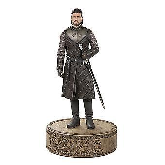 Game of Thrones Premium Statue Jon Snow aus PVC, von Dark Horse, in Geschenkverpackung.