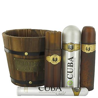 Cuba gold gift set by fragluxe   465703