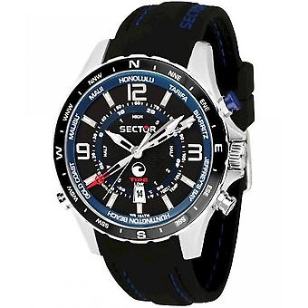 Sector master collection mens watch surfing R3251506001