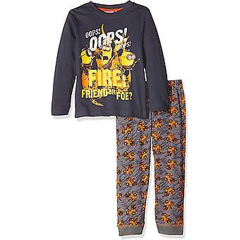 Minioni Minusculi Minioni Pijama Cu Mânecă Lungă