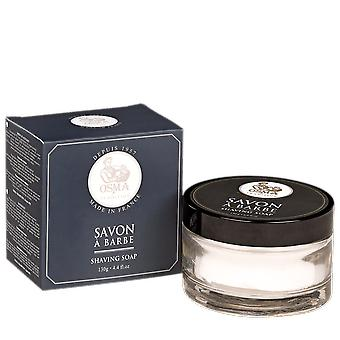 Osma Tradition Shaving Soap in Glass Jar 130g