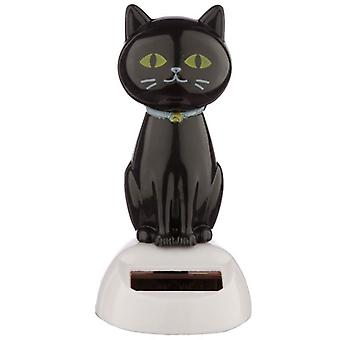 Lucky Black Cat Solar Pal (en)