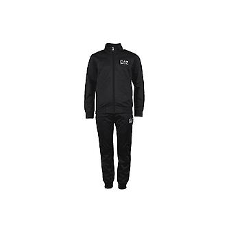 EA7 Boys EA7 Boy's Black Tracksuit