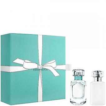 Tiffany & Co Giftset Eau de perfume spray 50 ml + Bodyloción 100 ml