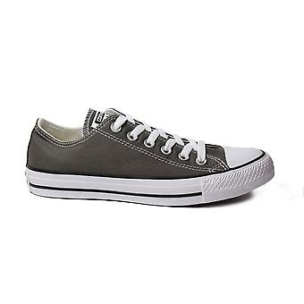 Converse Chuck Taylor All Star Ox 1J794C Grey Canvas Adult Unisex Lace Up Shoes