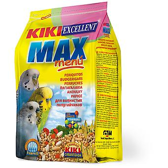 Kiki Max Menú para Periquitos (Birds , Bird Food)