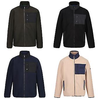 Regatta Mens Cayo Heavyweight Full Zip Fleece Jacket