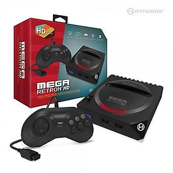 ジェネシス/メガドライブのためのメガレトロN HDゲームコンソール - ハイパーキン