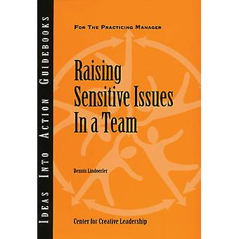 Raising Sensitive Issues in a Team by Lindoerfer & Dennis