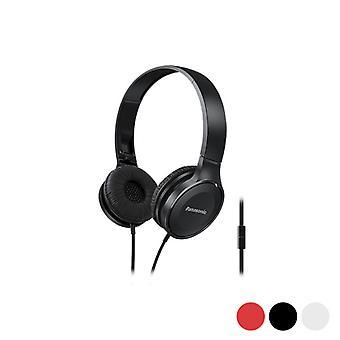 Hörlurar med mikrofon Panasonic Corp. RP-HF100ME (3,5 mm)