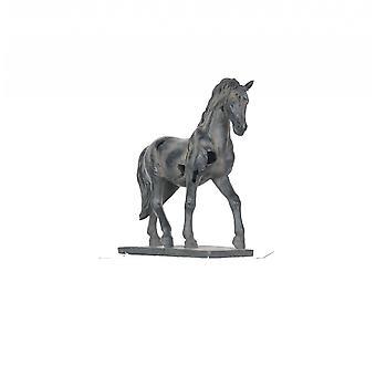 Ręcznie robiony statua konia rustykalnego