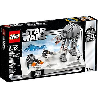 LEGO 40333 Battle of Hoth micromodel