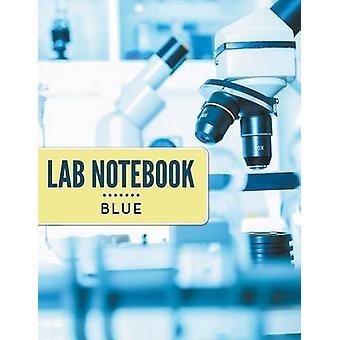 Lab Notebook Blue by Publishing LLC & Speedy