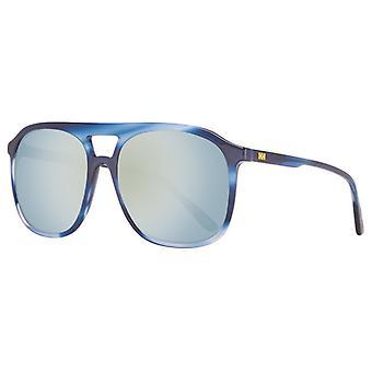 Men's Sunglasses Helly Hansen HH5019-C03-55 Blue (ø 55 mm)