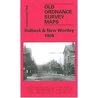 Holbeck et New Wortley 1906: Yorkshire Sheet 218.05 (Old O.S. Maps of Yorkshire)